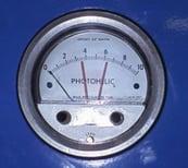 photohelic gauge